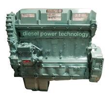 Detroit 12.7 series 60 Remanufactured Diesel Extended Long Block engine