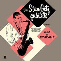 Getz- Stan QuintetteJazz At Storyville + 5 Bonus Tracks (New Vinyl)