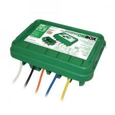 DriBox IP55 285mm Medium Weatherproof Box - Green