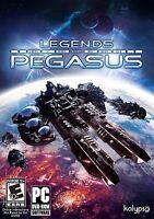 Legends of Pegasus - PC Space Sim Game - New