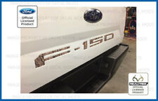 2018 Ford F150 Tailgate Inserts Decals Letters Indent Stickers Camo REALTREE AP