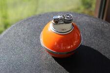 Briquet de Salon Orange, Vintage 70's
