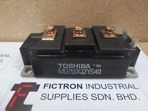NEW 1PCS MG150Q2YS40 TOSHIBA IGBT MODULE