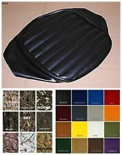 HONDA CT110 Seat Cover 1980-86 Models   Embossed   in 25 COLORS        (W/ST/E)