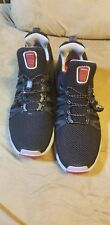 Nike Shox Gravity Mens Ar1999-016 Black Red Wolf Grey Running Shoes Size 10