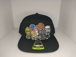 🔥STAR WARS🔥 CAP🔥 YOUTH SIZE🔥 FOR KIDS🔥 DISNEY 🔥