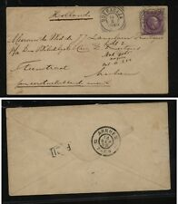 Netherlands  Indies   nice cover  1899       MS0502