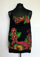 DESIGUAL Women's Top Blouse Dress Size XL