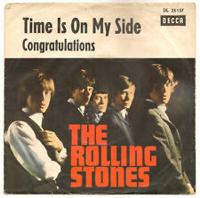 Single Rolling Stones - Time Is On My Side