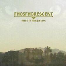 Phosphorescent - Here's To Taking It Easy  CD ROCK POP ALTERNATIVE Neuware