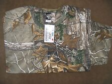 XL Right Hand Pad REALTREE EXTRA S/S Shooting T-Shirt w/Left Chest Pocket PT-813
