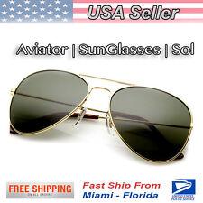 Classic Aviator Sunglasses | Lentes de sol Aviador