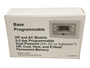 Carrier Base 5-2 Day HP AC Dual Power Programmable Air Conditioning TB-PAC01-A