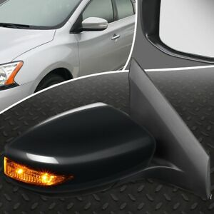 FOR 13-15 NISSAN SENTRA OE STYLE POWER+HEATED+TURN SIGNAL RIGHT SIDE DOOR MIRROR