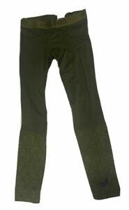 NWT Nike Pro Dri-Fit Tights Olive Green 929699-395 Mens Size Large $65
