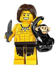LEGO® Minifiguren 8831 Serie 7  Steinzeitjunge
