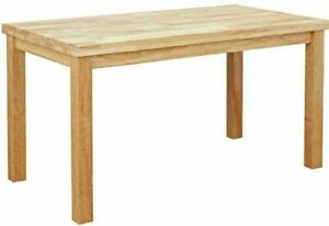 Gloucester Solid Wood Rectangular Coffee Table - Natural