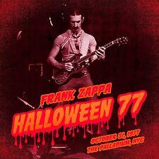 Frank Zappa - Halloween 77 (NEW 3 x CD)