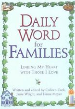 Daily Word for Families: Linking My Heart with Tho