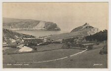 Dorset postcard - Lulworth Cove