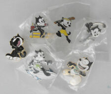FELIX THE CAT lol skiing golfing surfing baseball marathon 6 pin mint FRANCE