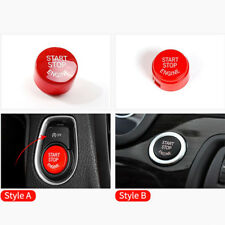 Red engine switch button with auto function start/stop for all the BMW F chassis