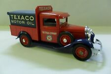ELIGOR 1:43 AUTO DIE CAST CAR FORD V8 1932 TEXACO MOTOR OIL USATO  ART 1069