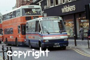 Bus Photo - GM Buses (West Midlands Travel hire) F681YOG MCW Metrorider Bolton