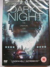 Dark Was The Night: The Creature Has Awoken (DVD, 2014) NEW SEALED PAL R2