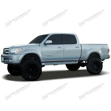 For: TOYOTA TUNDRA CREW MAX Painted Body Side Mouldings Trim 3M Tape 2007-2019