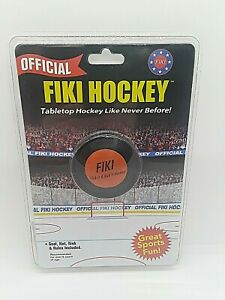 FIKI Hockey Official Flick It & Kick It Tabletop Hockey Sports Game