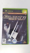 * Original Xbox Game * GOLDENEYE ROGUE AGENT * X Box
