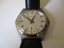 KIENZLE Uhr Armbanduhr Antimagnetic Handaufzug silberfarbend ca. 60er 70er Jahre