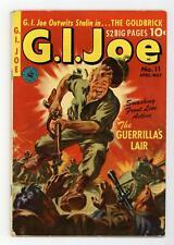 GI Joe #11 VG- 3.5 1951