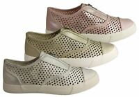 Planet Shoes Pearla Womens Comfortable Casual Zip Shoes - ShopShoesAU