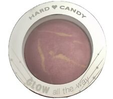 HARD CANDY BLUSH CRUSH BAKED BLUSH ~ GLOW ALL THE WAY ~ LIVING DOLL #125 NEW $10