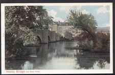 Cumbria Postcard - Newby Bridge and Swan Hotel  MB269