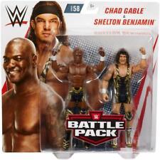 WWE Chad Gable & Shelton Benjamin 2-Pack