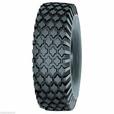 2 NEW 4.10/350-4  Deestone D256-Stud Tires 4 PLY  FREE SHIPPING!!