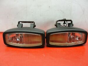 Vintage Pair of Car or Truck 12V  Fog Lights 1970's 1980's