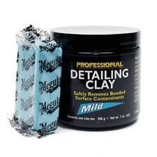 Meguiar's Mirror Glaze Professional Detailing Overspray Remover Clay Mild Blue
