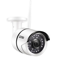 ZOSI HD 1080P WIFI Wireless IP Outdoor Security Bullet Camera Night Vision Onvif