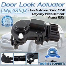 FOR HONDA ACCORD CRV ODYSSEY CIVIC INTEGRA ACURA DOOR LOCK ACTUATOR FRONT LEFT