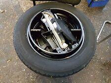 Mercedes W204 C Klasse Notrad Reserverad Wgenheber 125 90 16 CONTINENTAL set