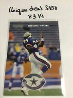 1996 Donruss Football Card #33 Herschel Walker Free Shipping 8319