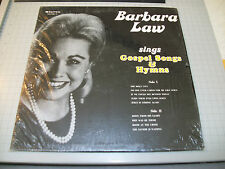 Barbara Law Duff Sings Gospel Songs & Hymns Volume IV RARE Christian Xian LP