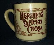 Hersheys Chocolate / Hershey's Spiced Cocoa Recipe Vintage Coffee Mug / Tea Cup