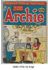 Archie Comics #28 © September-October 1947 Archie Comics