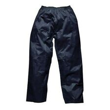 WATERPROOF WINDPROOF OVERTROUSERS TAPED SEAMS  sz small