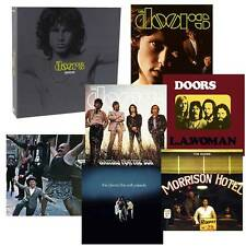 THE DOORS INFINITE 200gram VINYL 45RPM NUMBERED 12LP BOXSET + FREE Bonus T-SHIRT